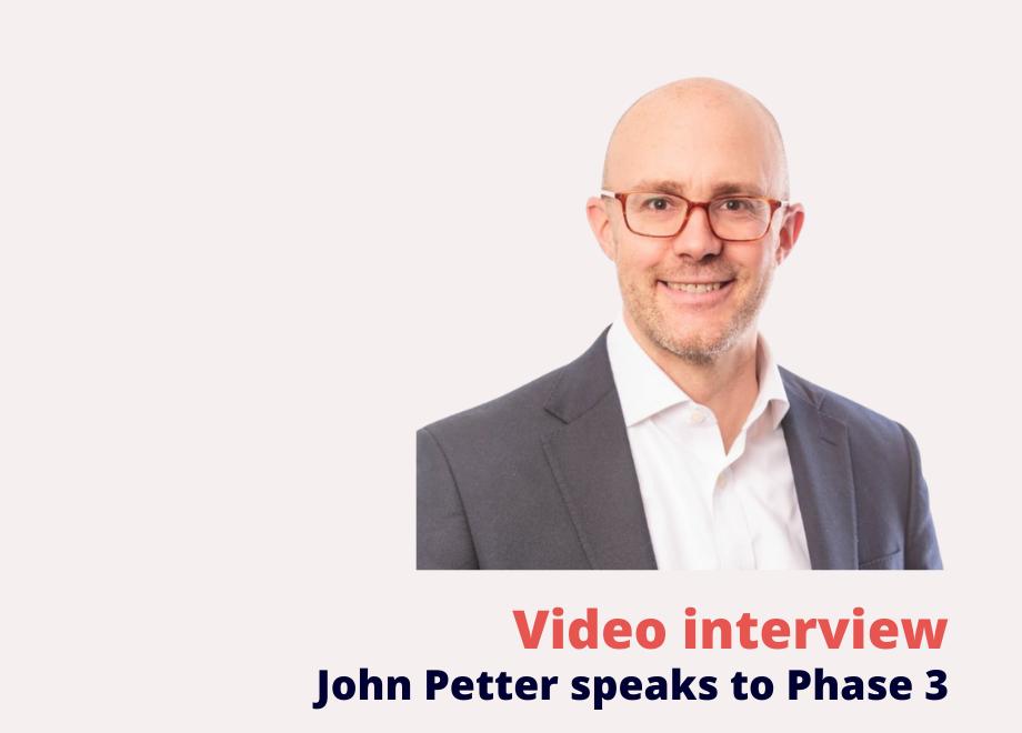 Zellis CEO John Petter speaks to Phase 3