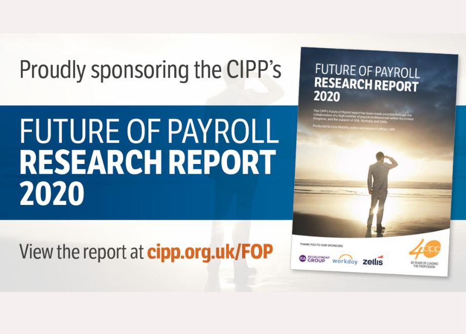 Future of Payroll 2020: four technology takeaways
